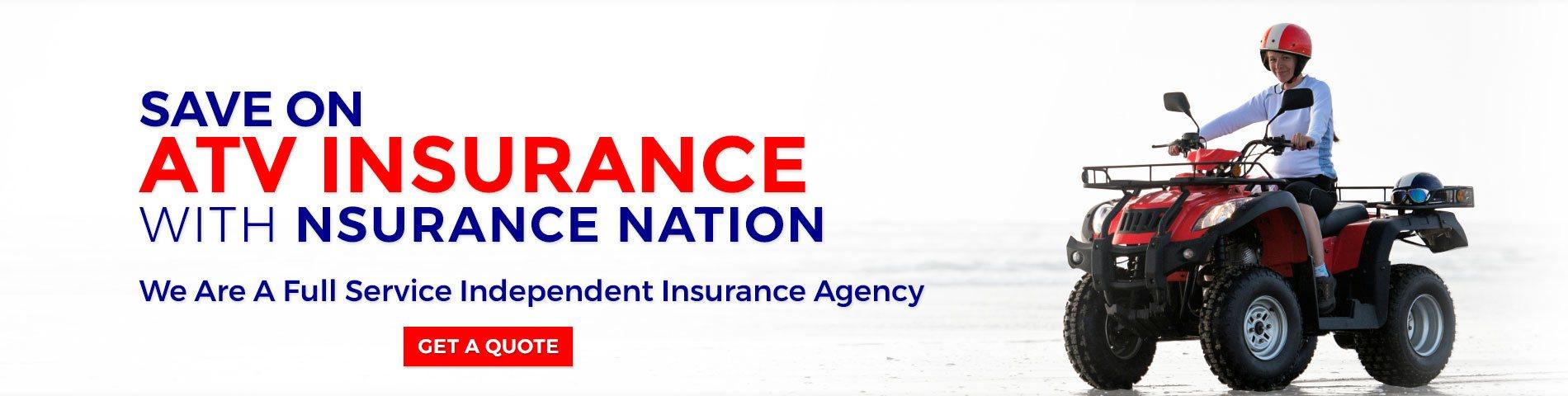 ATV Insurance Quotes