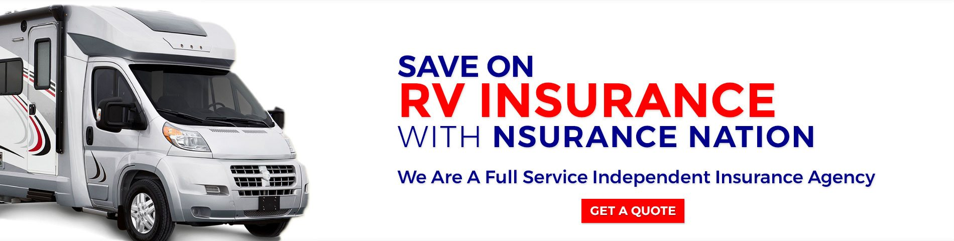 RV Motorhome Insurance Quotes